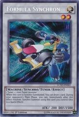 Formula Synchron - LC5D-EN041 - Secret Rare - 1st Edition