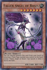 Fallen Angel of Roses - LC5D-EN094 - Ultra Rare - 1st Edition