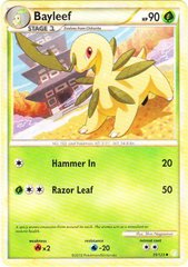 Bayleef - 35/123 - Uncommon