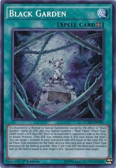 Black Garden - LC5D-EN101 - Secret Rare - 1st Edition