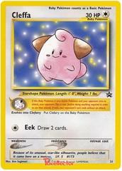 Cleffa - 31 - Pokemon League (February 2001)
