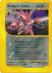Rocket's Scizor (Winner) - 4/9 - Best of Game Promo