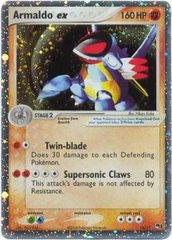 Armaldo EX Holofoil Promo #16 - Pop Series 1 - Pokemon