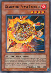 Gladiator Beast Laquari - TU01-EN017 - Common - Unlimited Edition