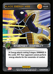 Black Energy Web S112 - Foil