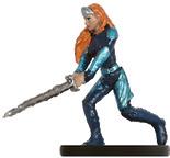 Female Human Avenger