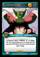 Namekian Pound - 136 - Foil