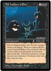 All Hallow's Eve - Oversized Arena Promo