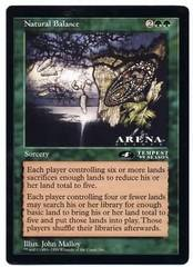 Natural Balance - Oversized Arena (4th Place)