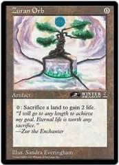 Oversized - Zuran Orb