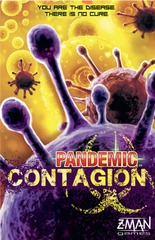 Pandemic: Contagion (Version Française)