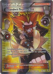 Lysandre's Trump Card - 118/119 - Full Art