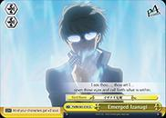 Emerged Izanagi - P4/EN-S01-018 - CC