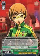 Reliable Prince Chie - P4/EN-S01-029 - U