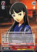 Yukiko in Yukata - P4/EN-S01-051 - RR