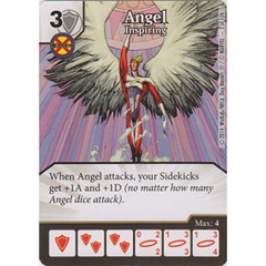 Angel - Inspiring (Die  & Card Combo)