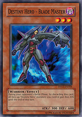 Destiny Hero - Blade Master - DP05-EN008 - Common - 1st Edition