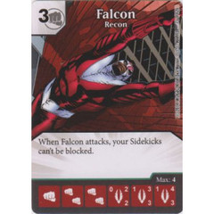 Falcon - Recon (Die  & Card Combo)