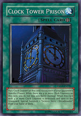 Clock Tower Prison - DP05-EN016 - Rare - 1st Edition on Channel Fireball