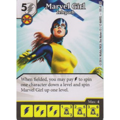 Marvel Girl - Telepath (Die  & Card Combo)