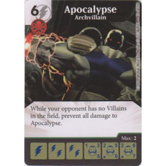 Apocalypse - Archvillian (Card Only)