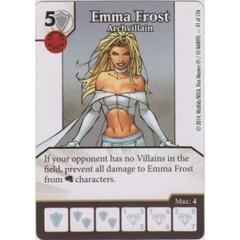 Emma Frost - Archvillian (Card Only)
