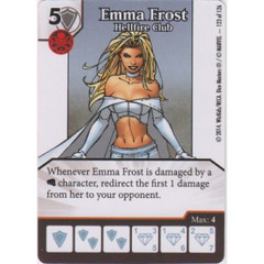 Emma Frost - Hellfire Club (Card Only)