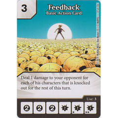 Feedback - Basic Action Card (Card Only)
