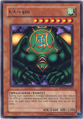 Kazejin - RP01-EN031 - Rare - Unlimited Edition