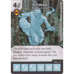 Iceman - Mister Friese (Card Only)