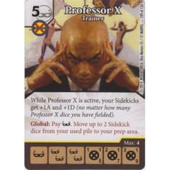 Professor X - Trainer (Card Only)