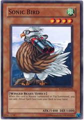 Sonic Bird - RP01-EN075 - Common - Unlimited Edition