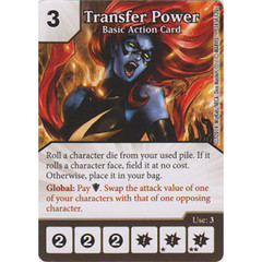 Transfer Power - Basic Action Card (Card Only)