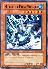Mobius the Frost Monarch - SD4-EN012 - Common - 1st Edition