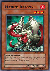 Masked Dragon - SDRL-EN013 - Common - 1st Edition