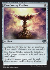Everflowing Chalice on Channel Fireball