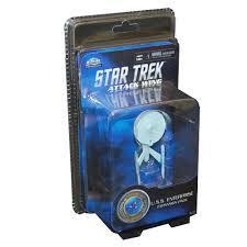 Star Trek: Attack Wing - USS Enterprise (Refit) Expansion Pack