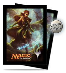120 ct Commander 2014 Card Sleeves Freyalise