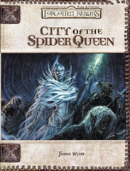 D&D(3e) - City of the Spider Queen 88574