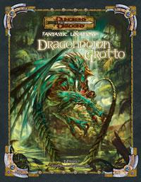 D&D 3.5 - Fantastic Locations - Dragondown Grotto 9537774
