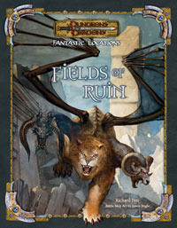 Fantastic Locations: Fields of Ruin
