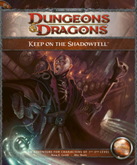 4th Edition - Keep on the Shadowfell (Good)