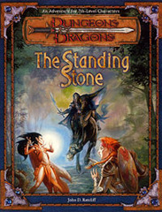 D&D 3E - The Standing Stone 11838