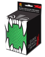 Elder Dragon Hoard Single Deck Box Green