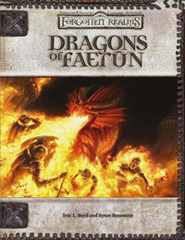 D&D 3.5 - Dragons of Faerun 9537972 HC