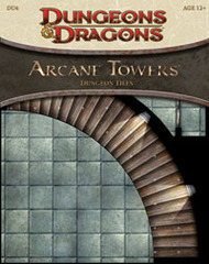 DU4 Dungeon Tiles: Arcane Towers