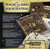 Dungeons & Dragons Players Kit