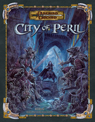 D&D 3.5 - City of Peril 9597874