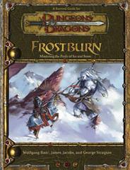 D&D Frostburn: Mastering Perils of Ice & Snow 3.5 HC