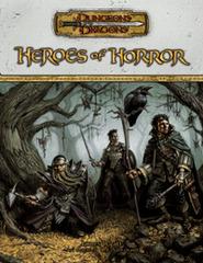 D&D Heroes of Horror 3.5 HC